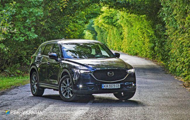 Крок назад – два кроки вперед: тест-драйв Mazda CX-5, яка повернулася до моторів Євро 5