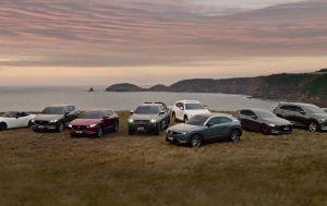 П'ять кросоверів за два роки: Mazda анонсувала найближчі новинки