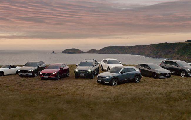 Пять кроссоверов за два года: Mazda анонсировала ближайшие новинки