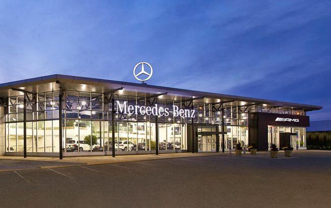 Mercedes-Benz уріже маржу своїх дилерів, щоб профінансувати перехід на електромобілі