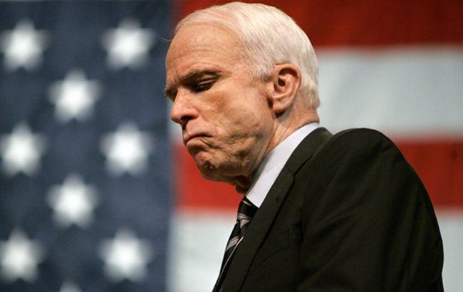 Уряд США вибірково застосовує санкції проти РФ, - Маккейн