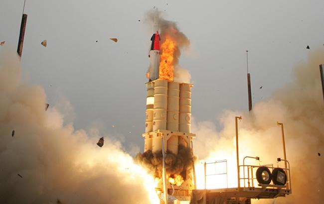 Ізраїль та США провели випробування системи ПРО для перехоплення ракет у космосі