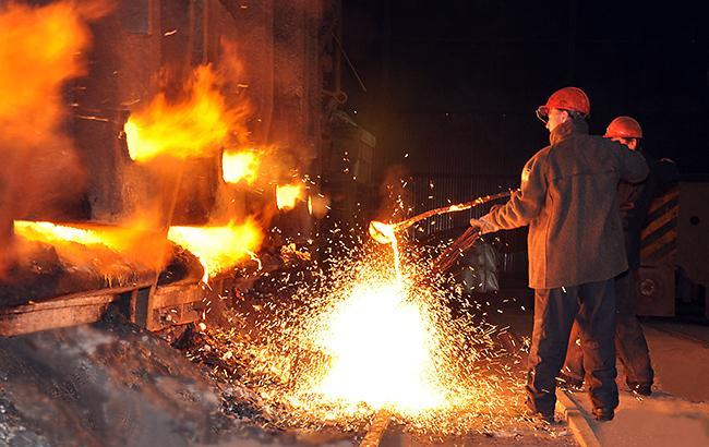 Фото: Украинская металлургия понемногу восстанавливается