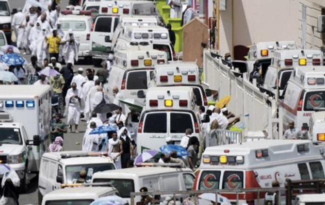 Тиснява в Мецці: понад 700 загиблих