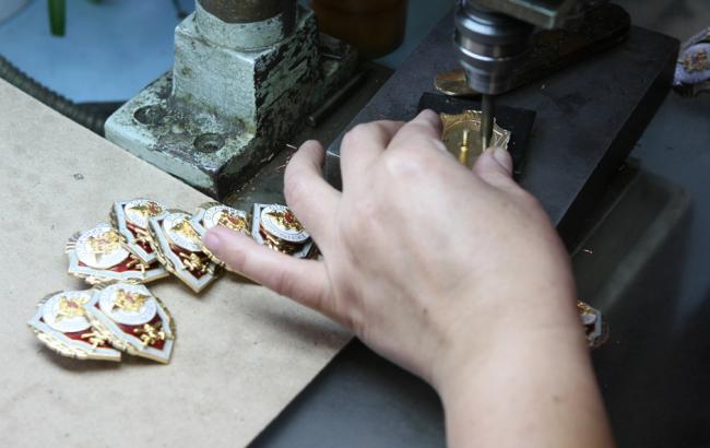 Фото: Минобороны РФ заказало медали для участников операции в Сирии