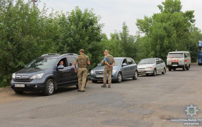У ході спецоперації в Краматорську поліція затримала двох бойовиків