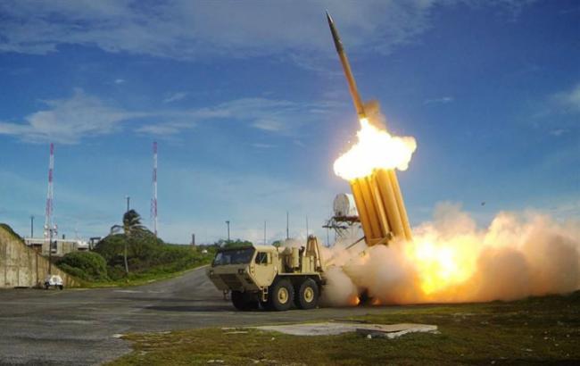 Фото: протиракетна система THAAD (media.defense.gov)