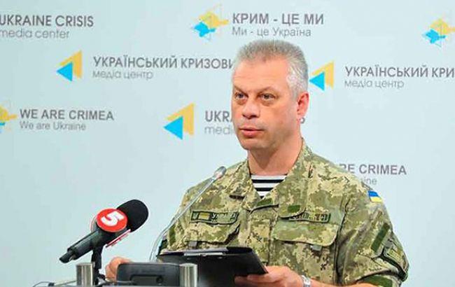 В зоні АТО за добу загинули 2 українських військових, 4 поранені