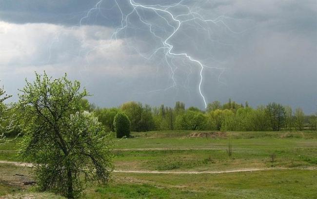 Фото: синоптики предупреждают об ухудшении погодных условий