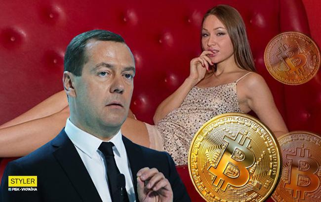 """""""Готова оказать услуги Медведеву"""": Российская порнозвезда пообещала Госдуме интим в обмен на законопроект"""
