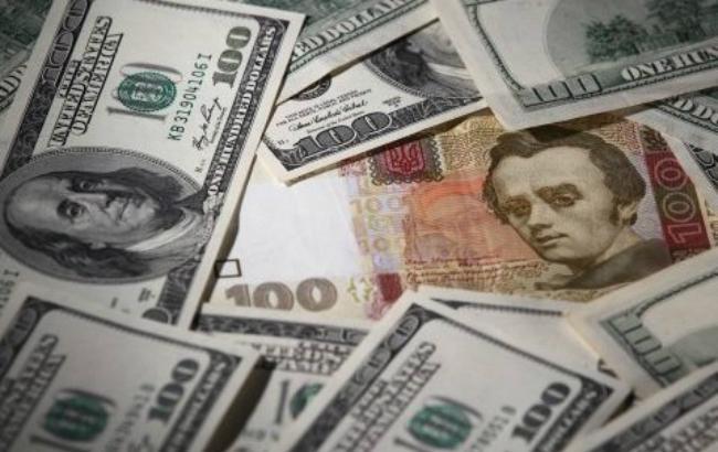 Фото: курс долара на міжбанку трохи підвищився