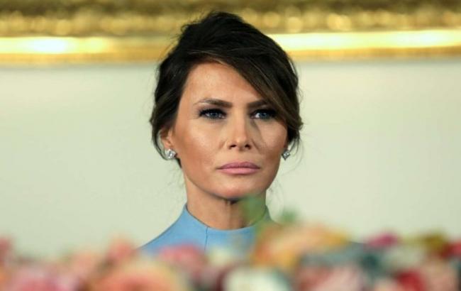 Меланія Трамп стала нещасною після перемоги Трампа