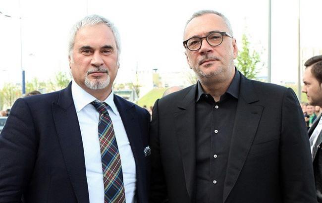 Фото: Валерий и Константин Меладзе (instagram.com-meladze.valeriy)