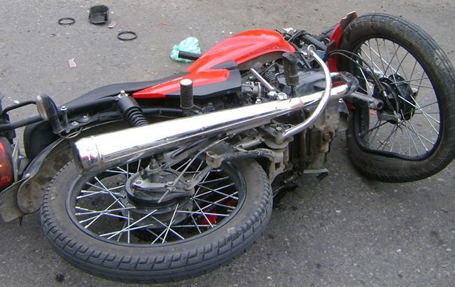 Под Николаевом мотоциклист попал в жуткую аварию: нашли его только утром (фото)