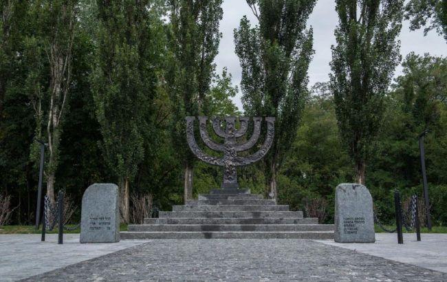 Єврейські громади закликали Київраду підтримати проект меморіалу у Бабиному Ярі