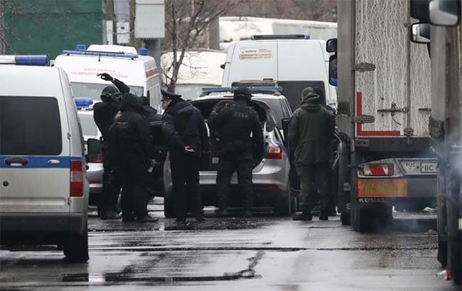 Полиция задержала предпринимателя, устроившего стрельбу в центре Москвы