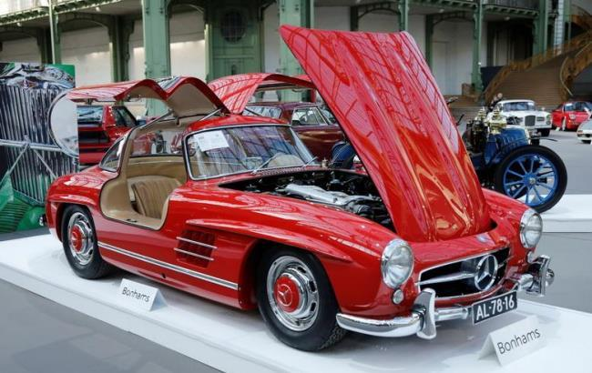 Фото: Mercedes-Benz 300 SL 'Gullwing' Coupe
