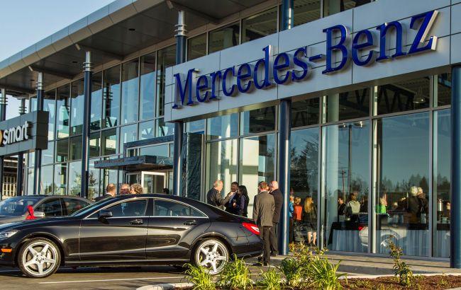 Немецкая компания откроет в России завод по производству автомобилей Mercedez-Benz