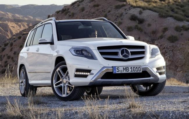 Фото: Mercedes-Benz GLK (drive.ru)