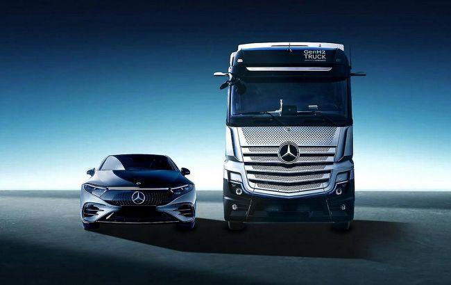 Официально: Mercedes прощается с Daimler и вступает в новую эру