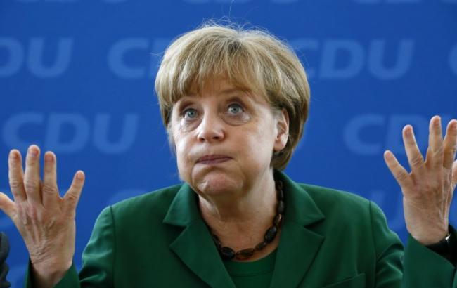 Меркель: санкції буде скасовано лише після виконання мінських домовленостей
