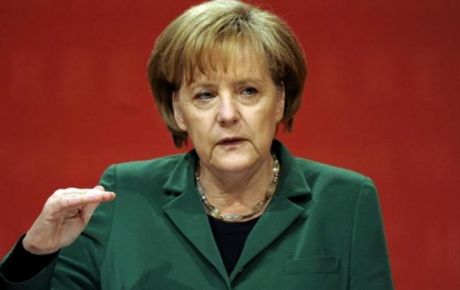 Фото: Меркель отменила визит в Израиль