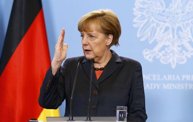 Фото: канцлер ФРГ Ангела Меркель