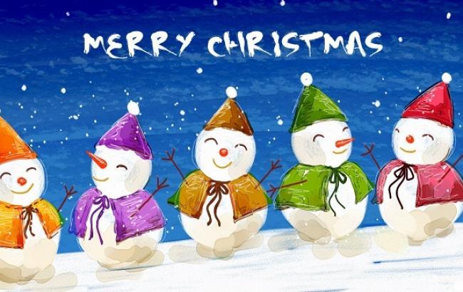 Фото: Рождественская открытка (st-chads.sch.uk)