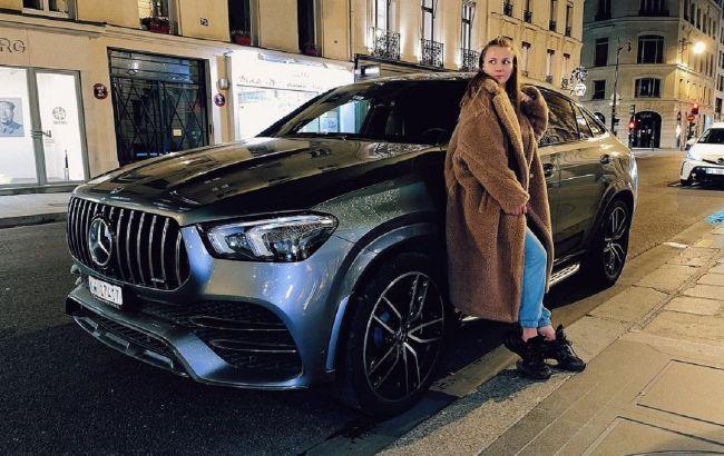 Ван Дамм подарил украинской любовнице роскошный Mercedes за 3,3 млн грн