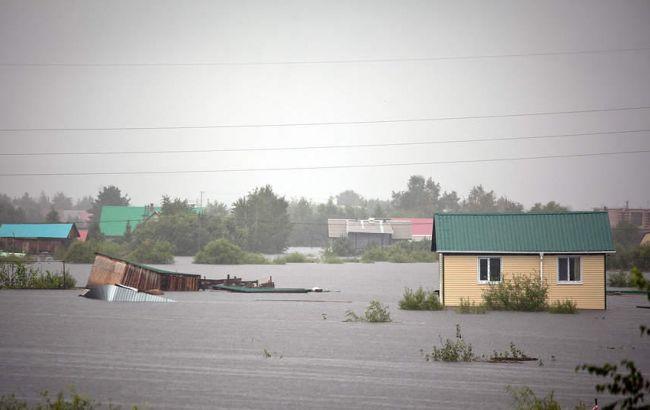 Фото: річкові паводки залишаються серйозною проблемою в Південній Кароліні