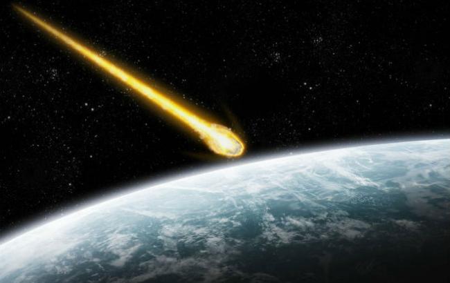 Фото: метеорит