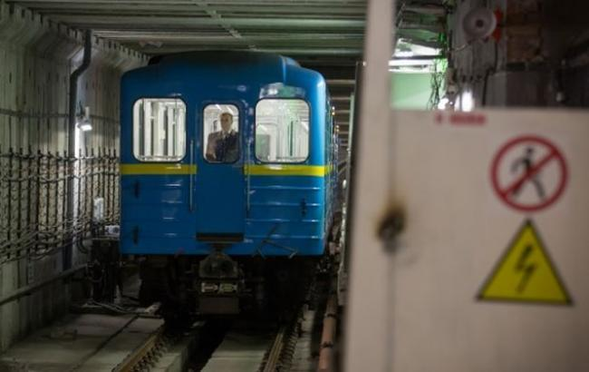 У Києві 26 вересня обмежать вхід на 3 станції метро