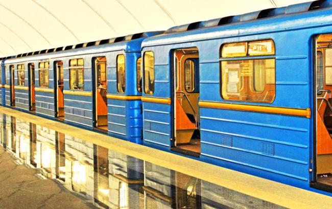 Фото: киевское метро