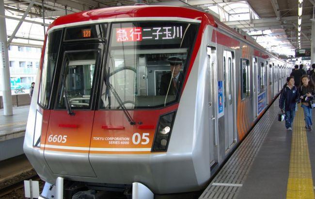 Фото: у токійському метро могла статися газова атака