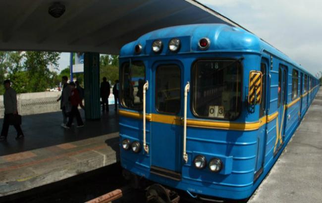Київський метрополітен з 1 вересня переходить на зимовий графік роботи