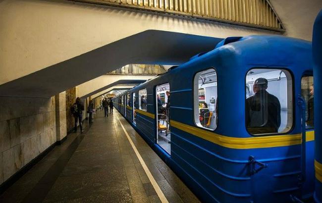 Фото: Киевский метрополитен (Facebook /kyivmetro)