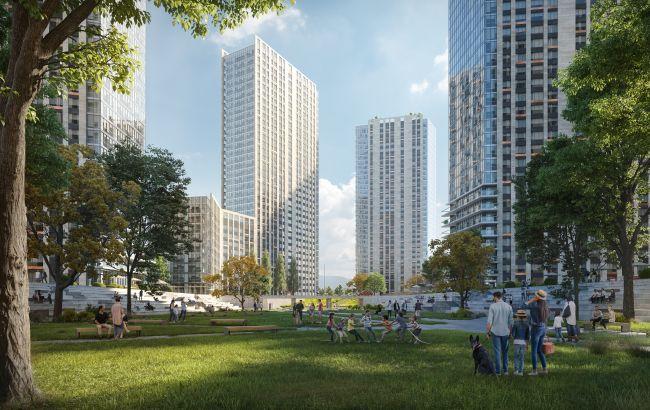 Группа компаний DIM ввела в эксплуатацию первую очередь ЖК «Метрополис» на 760 квартир