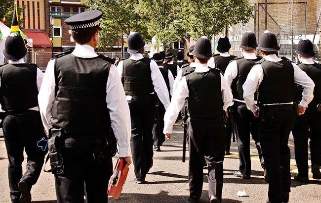 фото: британские полицейские (twitter.com/Metropolitan Police)