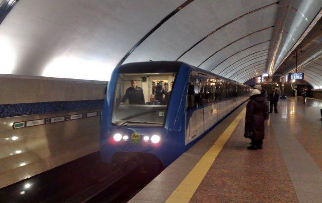 Фото: Киевский метрополитен