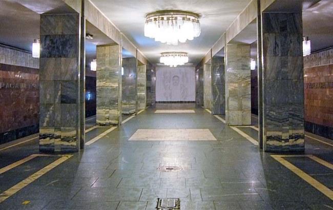 Благодаря Шевченко украинцы бесплатно проехались в киевском метро