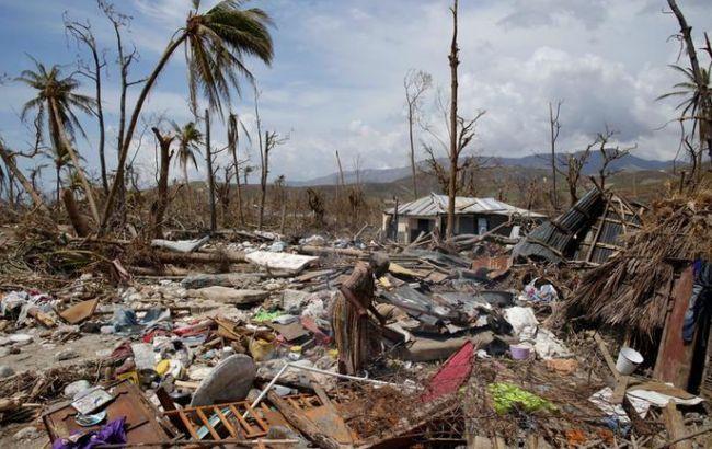 жертвы урагана