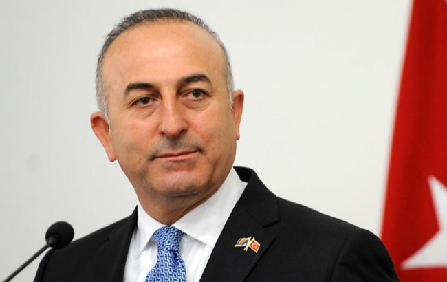 """Фото: Чавушоглу заявив, що Анкара отримала """"позитивні сигнали"""" від Вашингтона"""