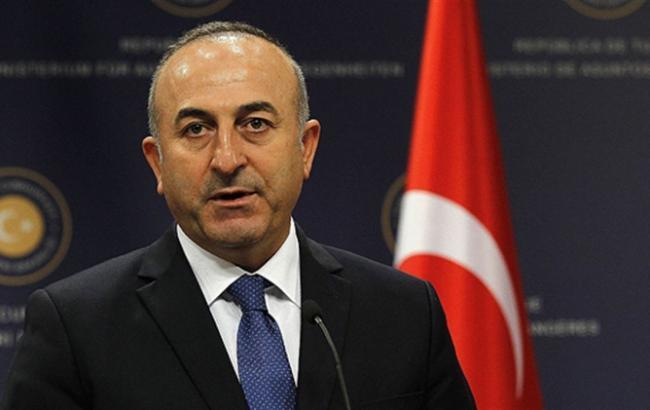 Влада Нідерландів відмовила у в'їзді главі МЗС Туреччини Чавушоглу