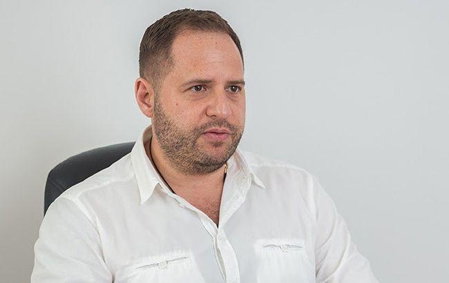 Ермак возглавил Офис президента вместо Богдана