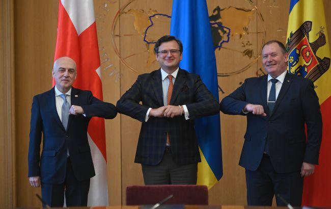 Не только НАТО и ЕС. Как и зачем Украина создает альянсы с ближайшими соседями