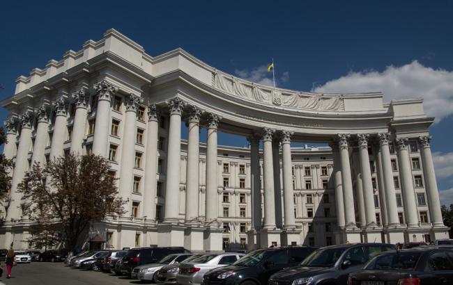 Посла України викликали доМЗС Польщі через ситуацію зСаакашвілі