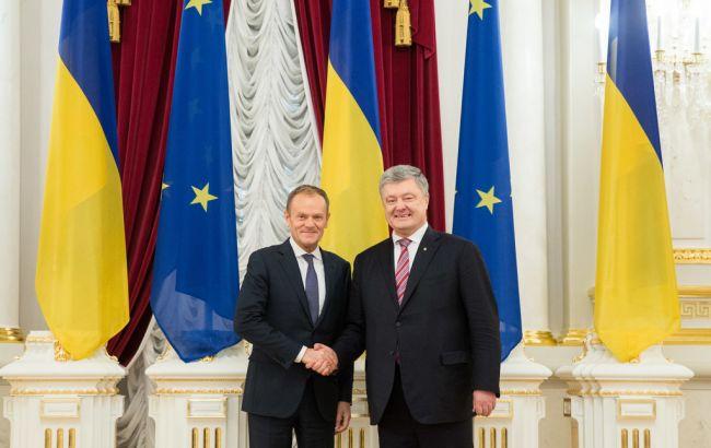 Украина должна продолжить проведение реформ, - Туск