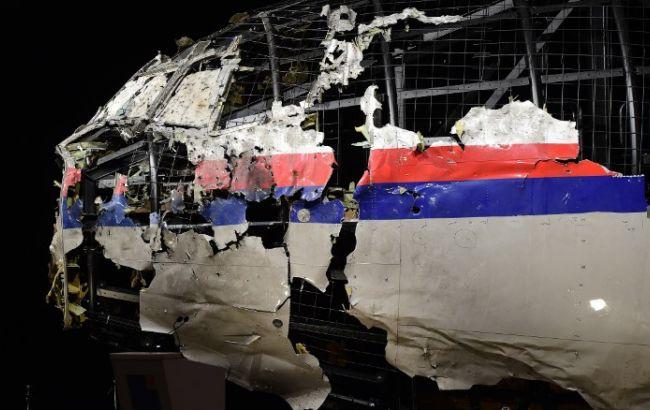Фото: крушение самолета рейса МН17