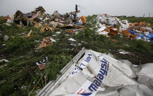 Украина поддерживает создание трибунала для наказания виновных в катастрофе Boeing