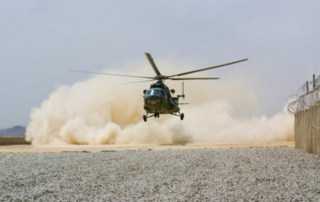 Фото: вертоліт Мі-17 ВПС Афганістану (RosTec.ru)